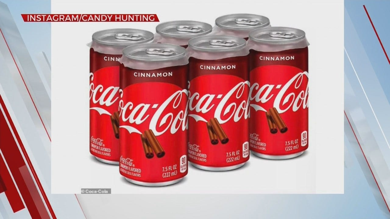 Coca-Cola Is Launching A New Flavor