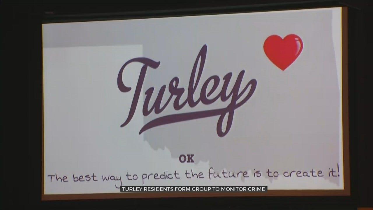 Turley Residents Hope Neighborhood Watch Will Take Their Community Back