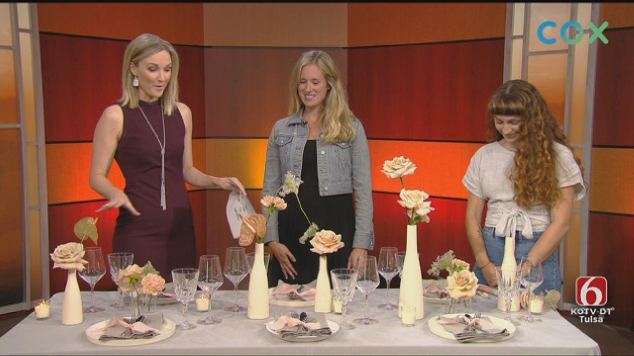 WATCH: Party Planning Pros Show Stacia Knight How It's Done