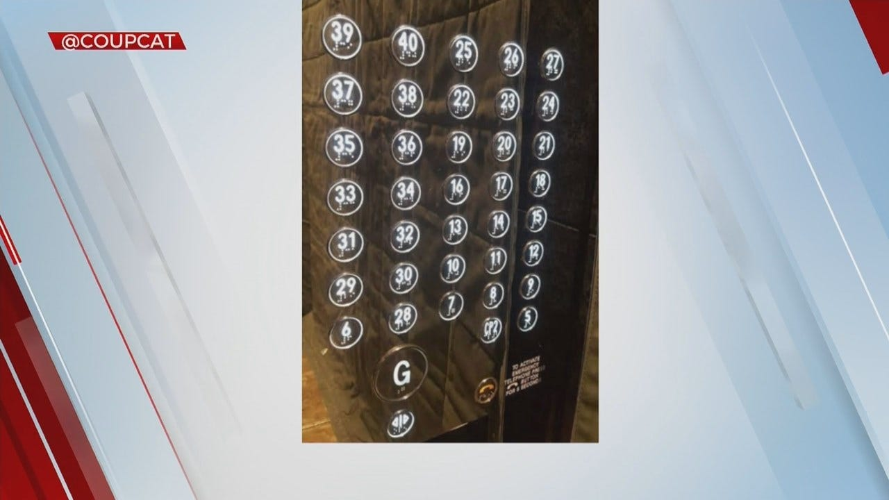 Something To Talk About: Elevator Floors With Mixed Numbers