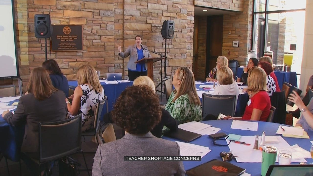 Number Of Emergency Certified Teachers Cause Worry For Oklahoma Educators