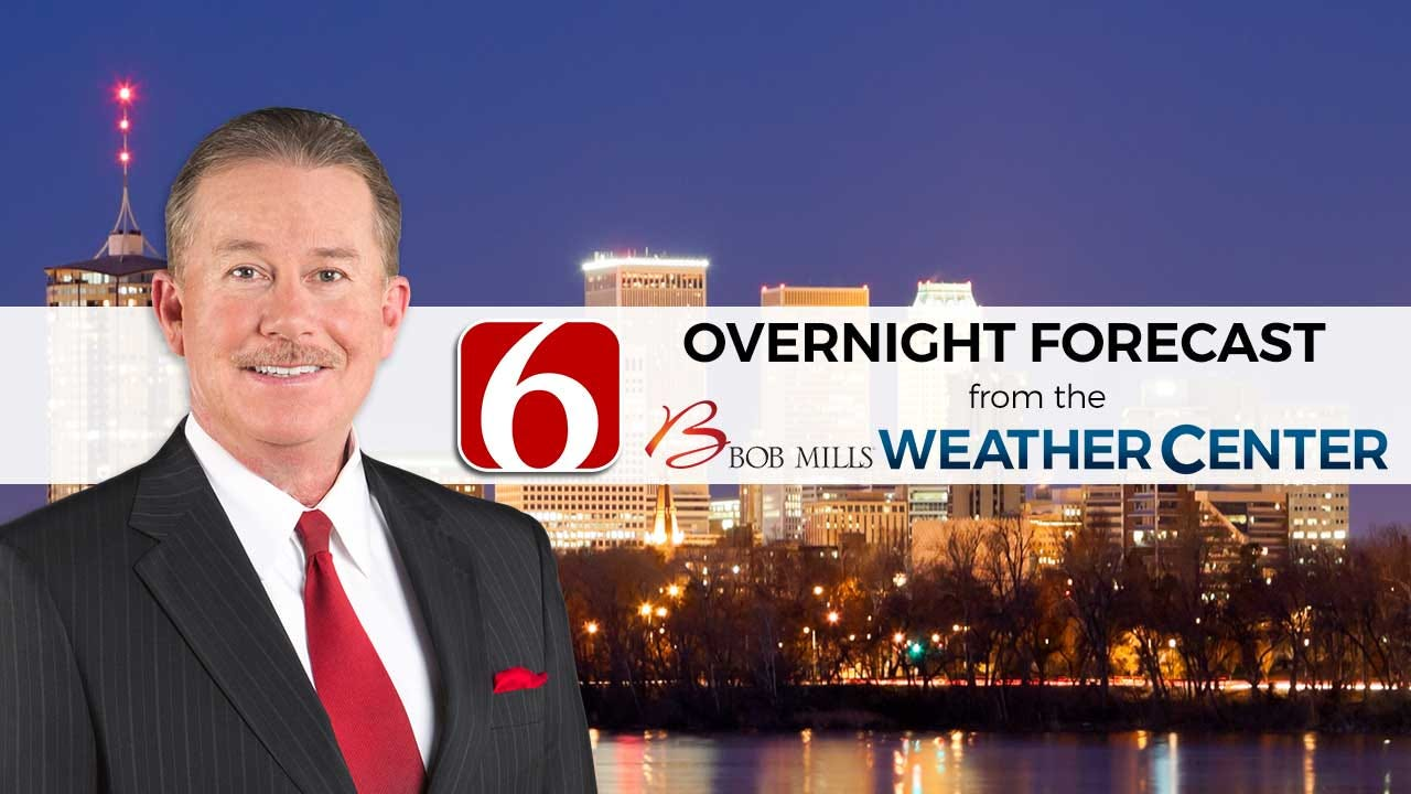 Monday Forecast With Travis Meyer
