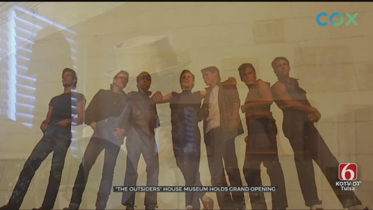 """""""The Outsiders House"""" Celebrates Grand Opening"""
