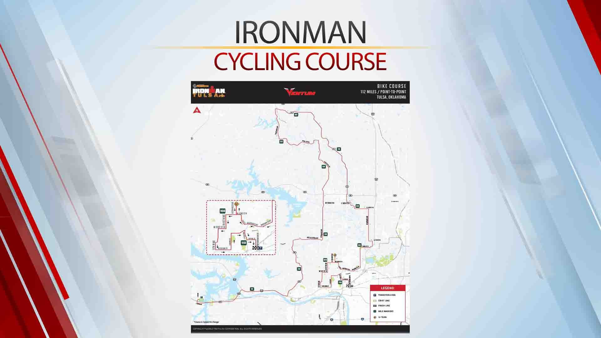 Ironman Reveals Cycling Course For May 2020