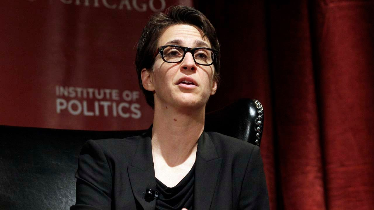 Rachel Maddow To Make Book Tour Stop In Tulsa