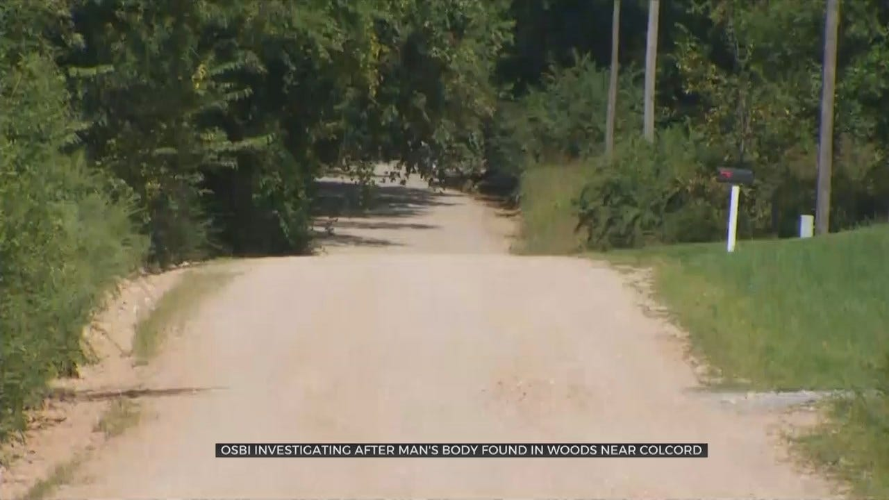 OSBI Investigates After Body Found In Delaware County Woods