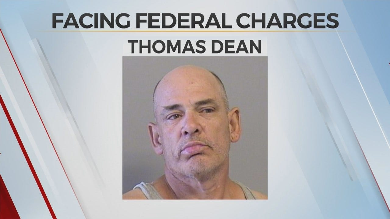 Tulsa Man Accused Of Robbing 2 Banks Faces Federal Charges
