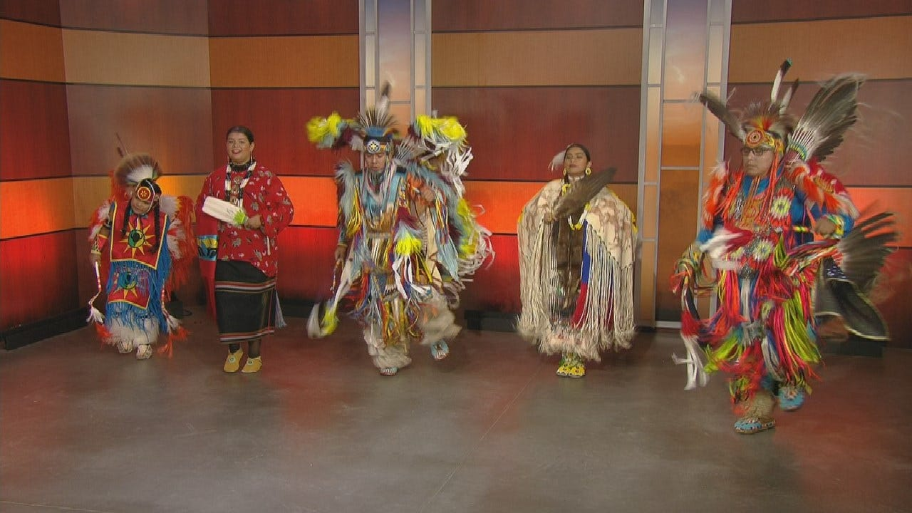 Mabee Center In Tulsa Host 2019 Pow Wow Of Champions