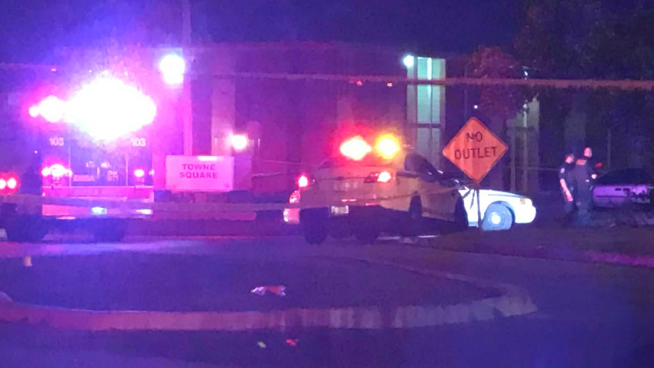Tulsa Police Investigate Deadly Shooting At Apartment Complex