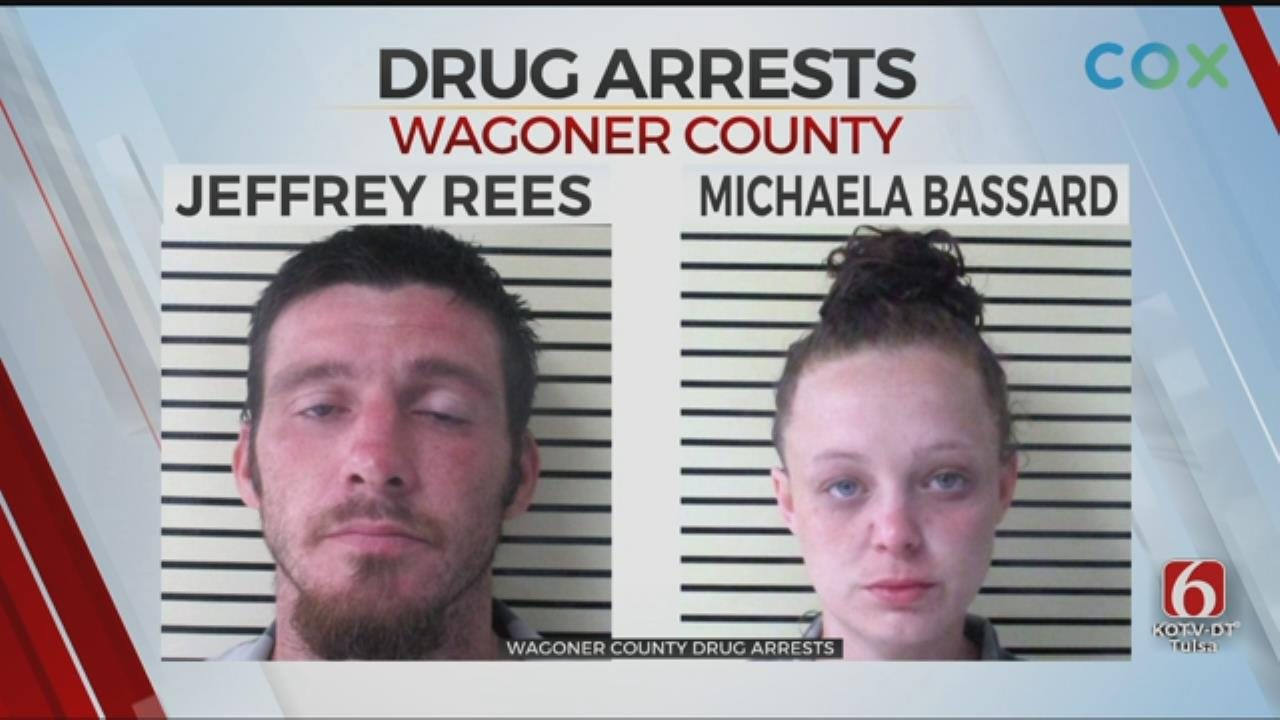 Wagoner County Deputy Arrests Two Accused Of Heroin Possession
