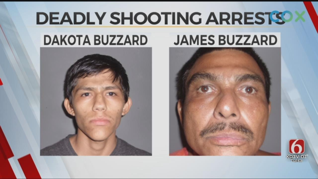 Delaware Co. Sheriff's Office: 2 Men Arrested After Fatal Shooting Near Grove