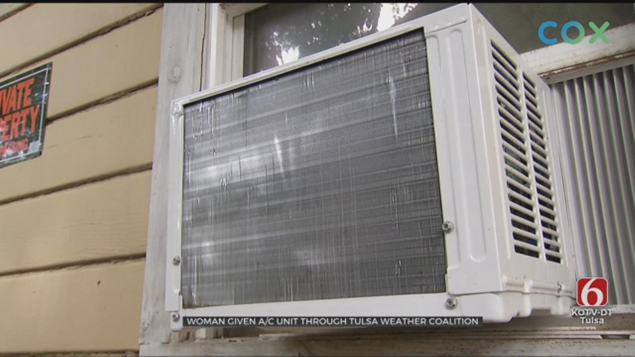 Tulsa Weather Coalition Provides Help For Those In Need Of Air Conditioning