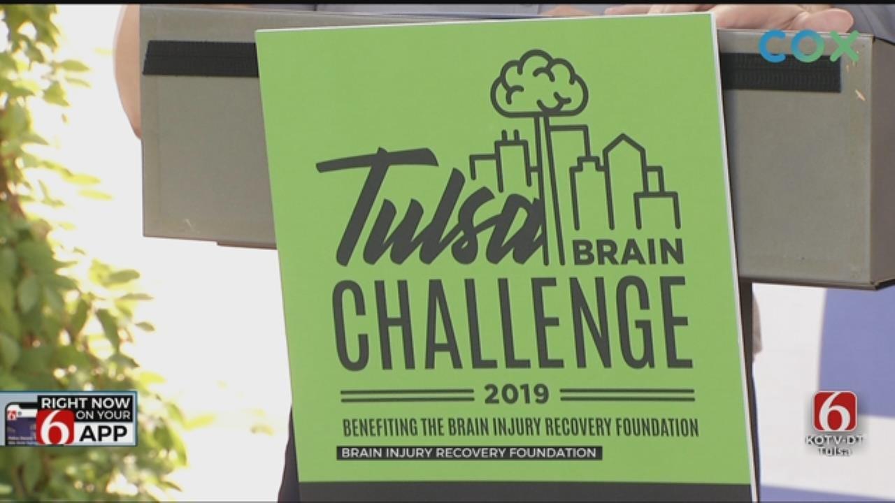 Brain Injury Survivor Starts Brain Injury Recovery Foundation In Tulsa
