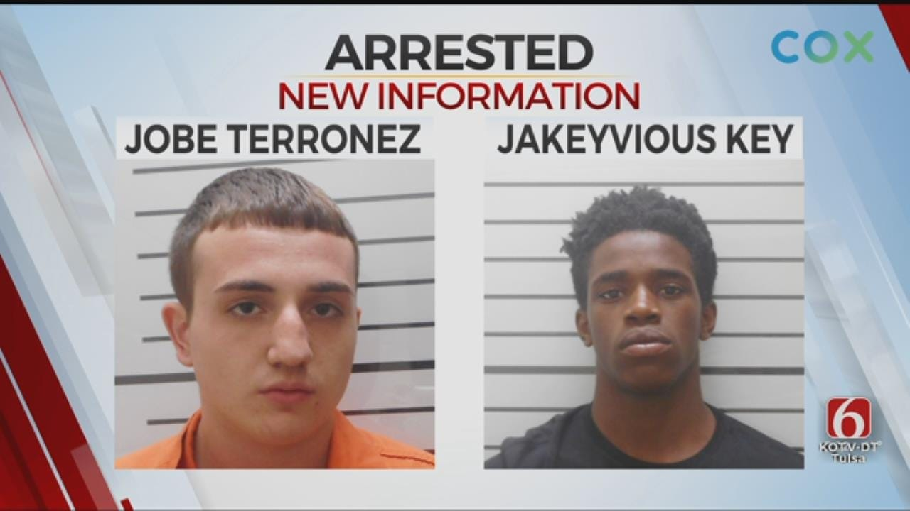 Two Men Arrested In Connection To Haskell Shooting