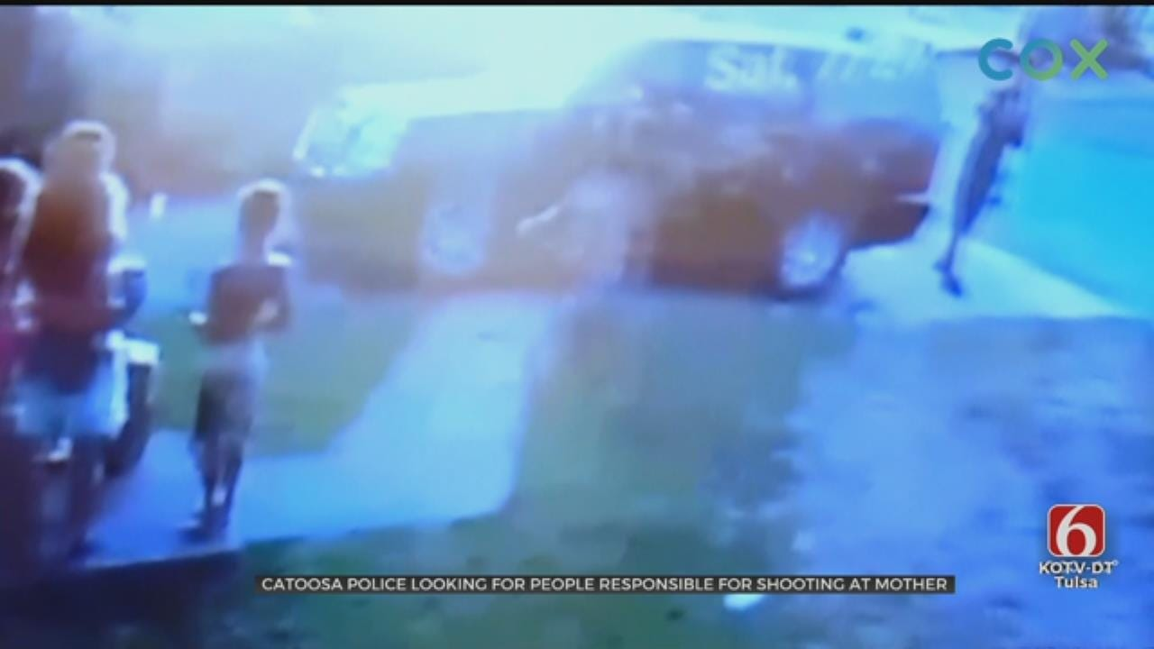 Police Investigating After Catoosa Mother Was Shot At