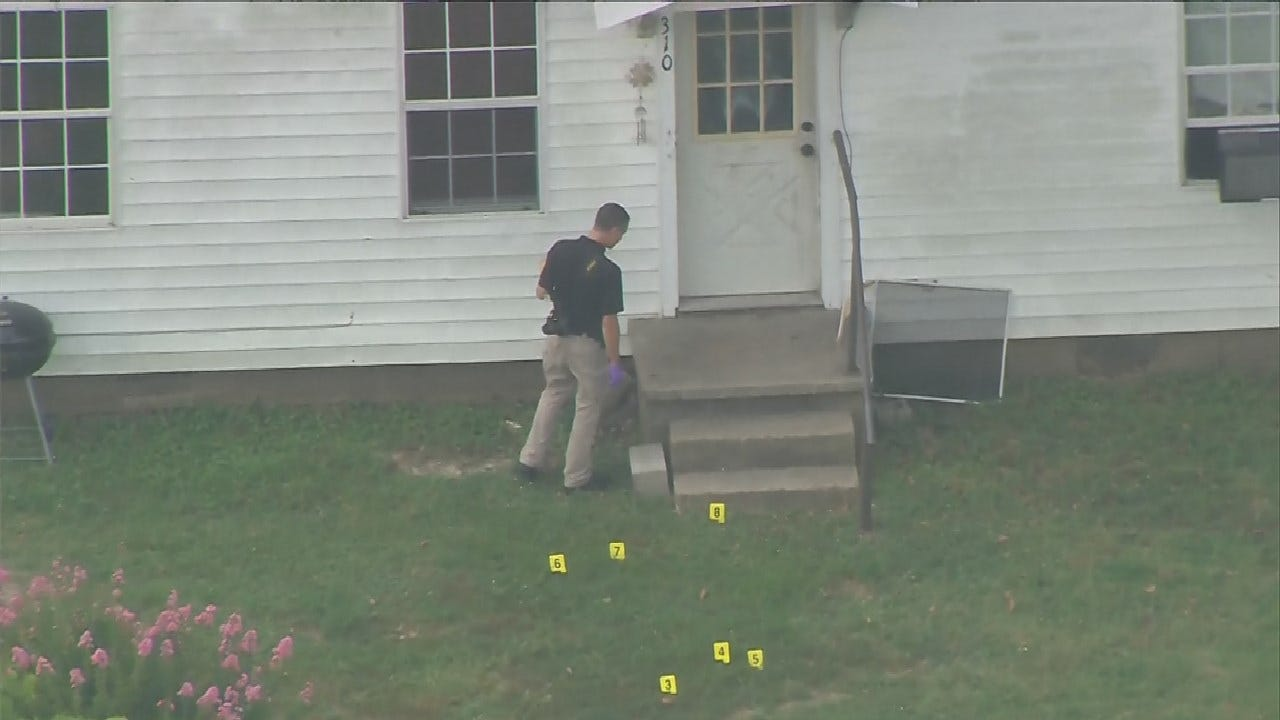 Man In Custody After 4 Wounded In Haskell Shooting