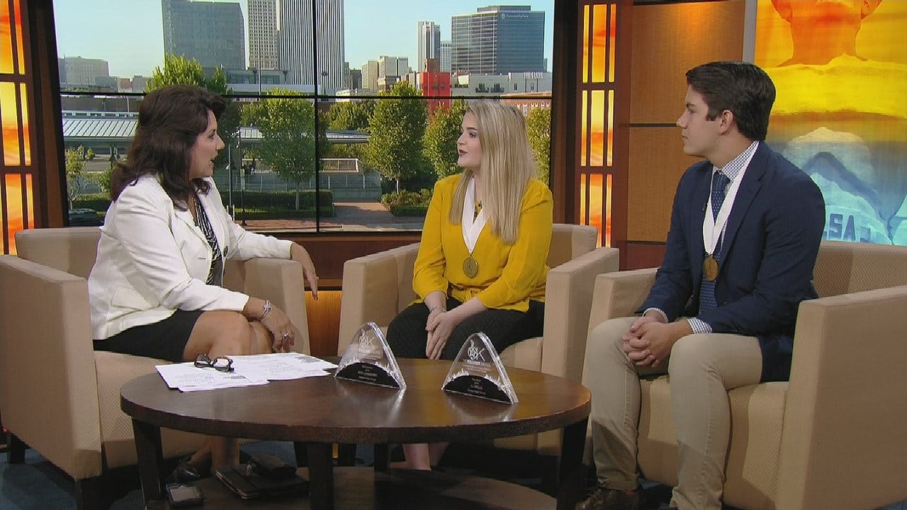 Owasso Students Returns From New York Discovery Awards