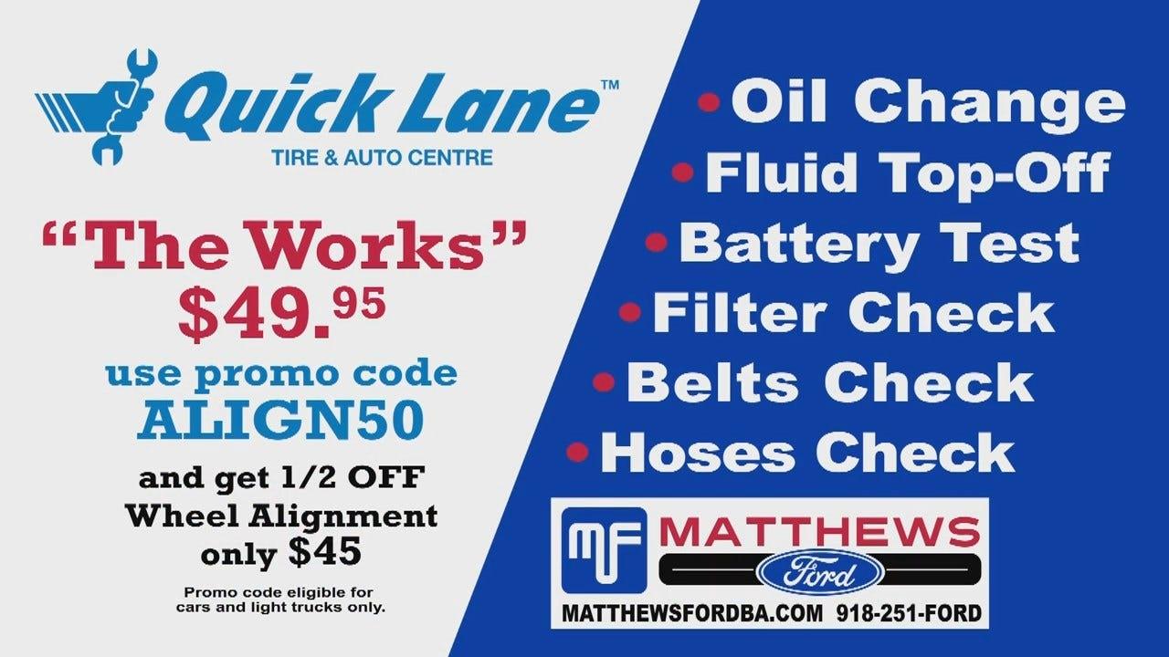 Matthews Ford_QuickLaneTheWorks_15