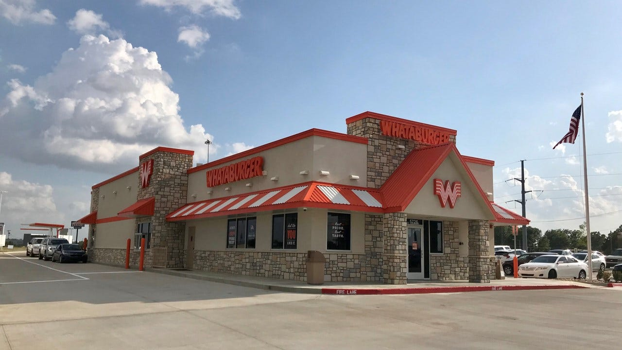 Whataburger Destroyed By Tornado 2 Years Ago Back Open