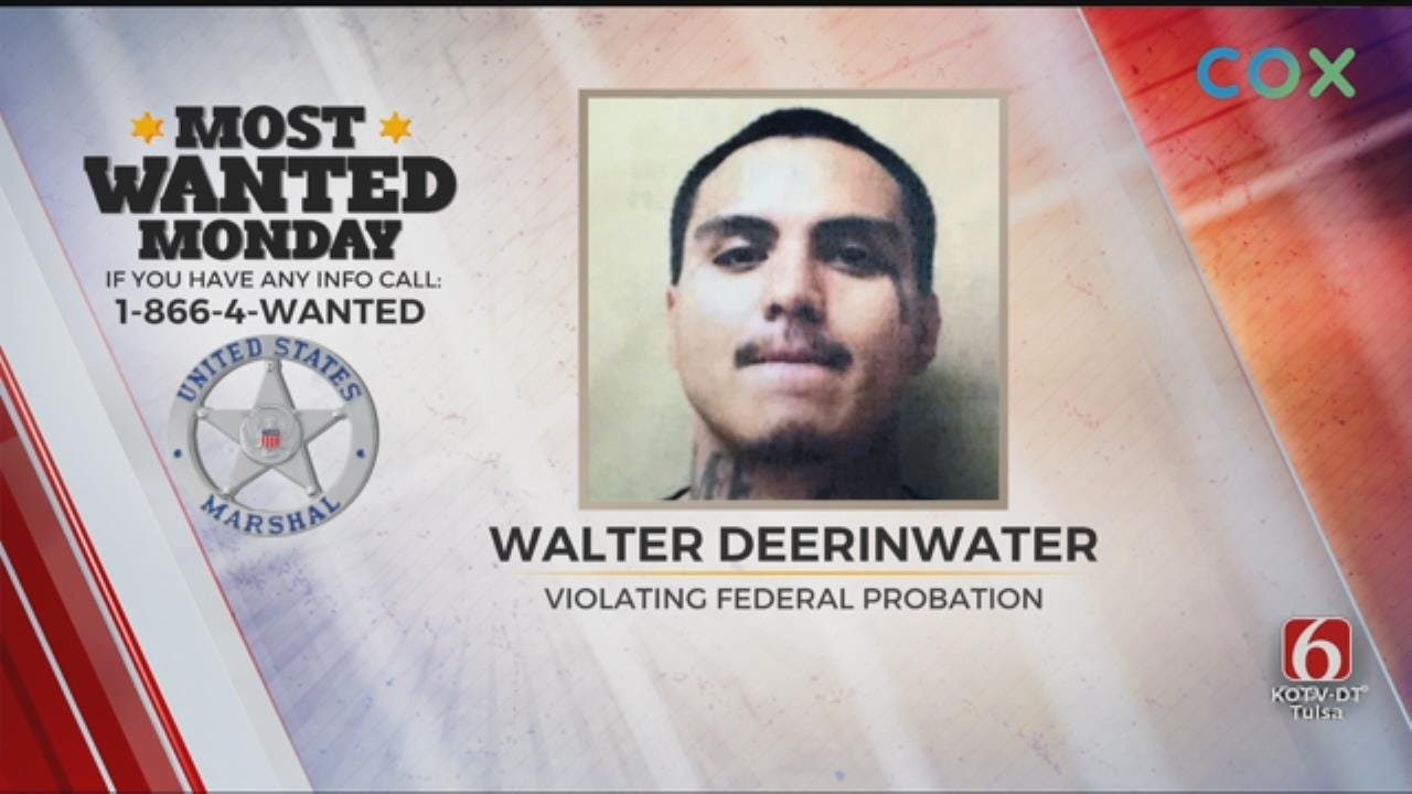 Monday Most Wanted: Walter Deerinwater