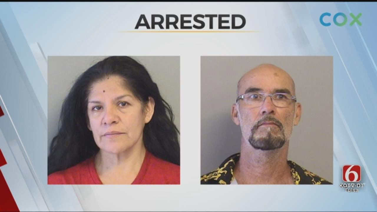 Attempt At Citizen's Arrest Lands Tulsa Couple In Jail
