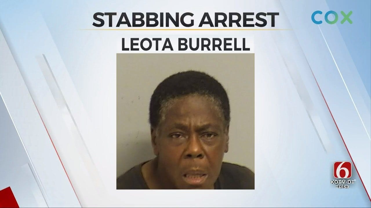 Woman Arrested After Stabbing Outside Tulsa Bar