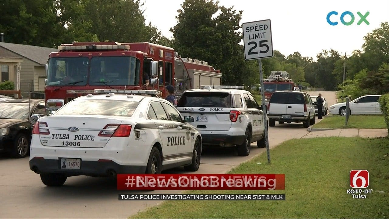 Tulsa Woman Hospitalized After Being Shot In Broad Daylight
