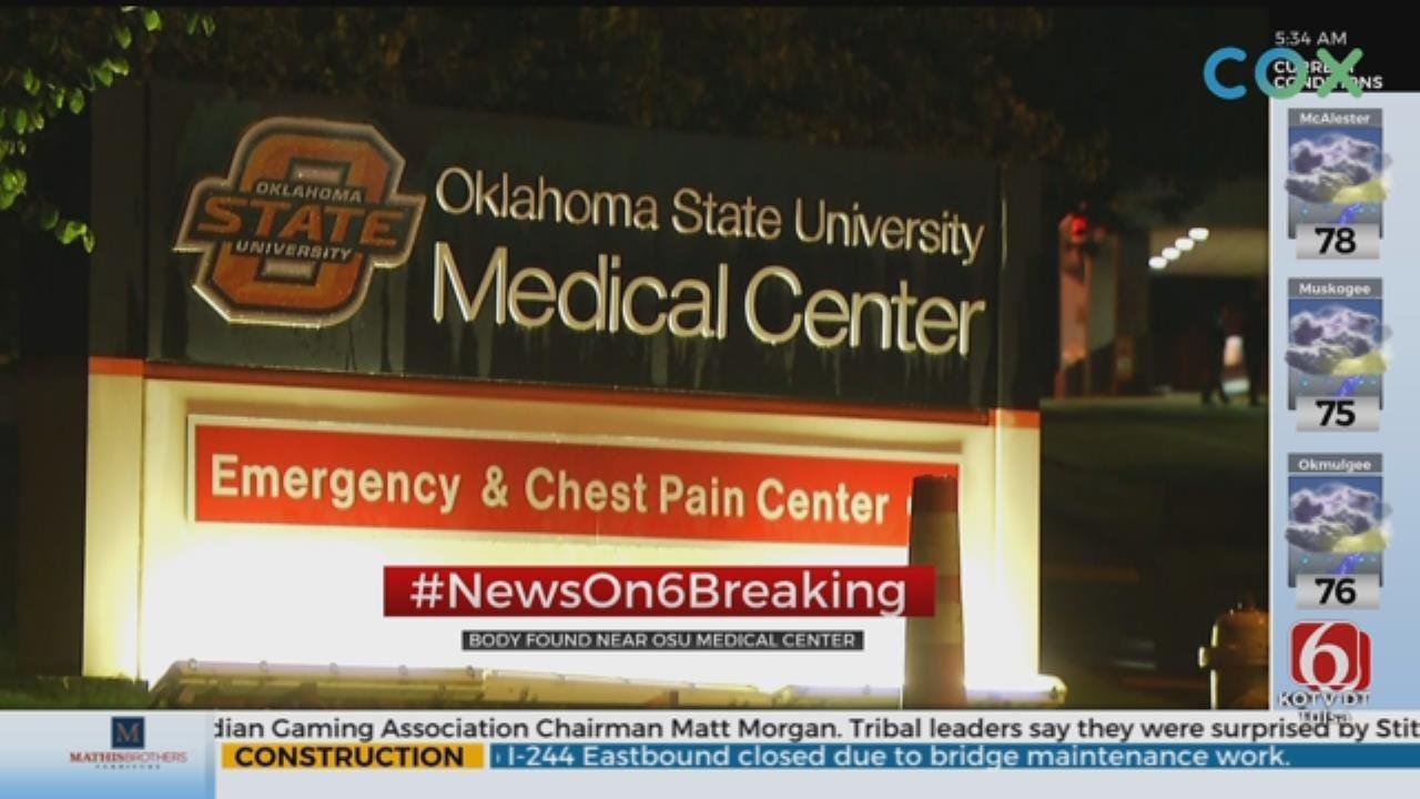 Homicide Detectives Investigating After Body Found Near OSU Medical Center