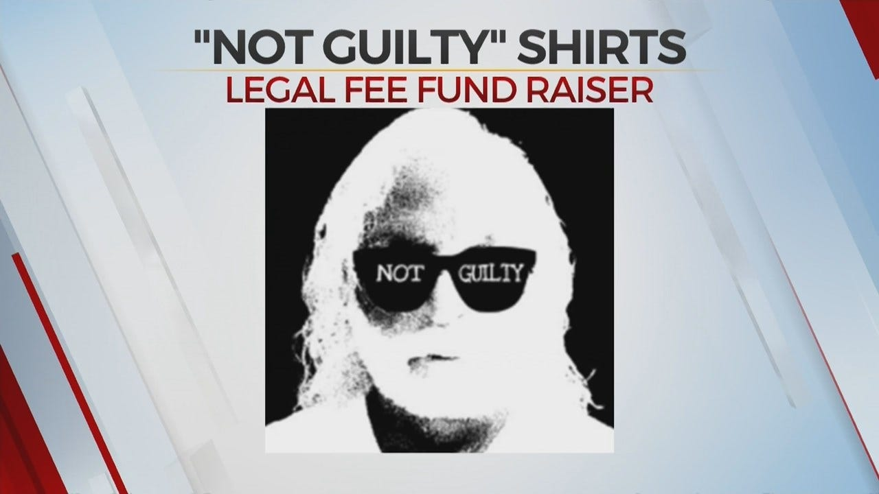 Former Oklahoma Uber Driver Sells 'Not Guilty' Shirts As Legal Fee Fundraiser