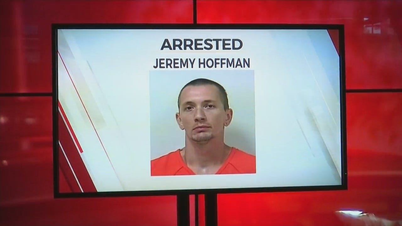 Hominy Police: Man Arrested Accused Of Molesting Child