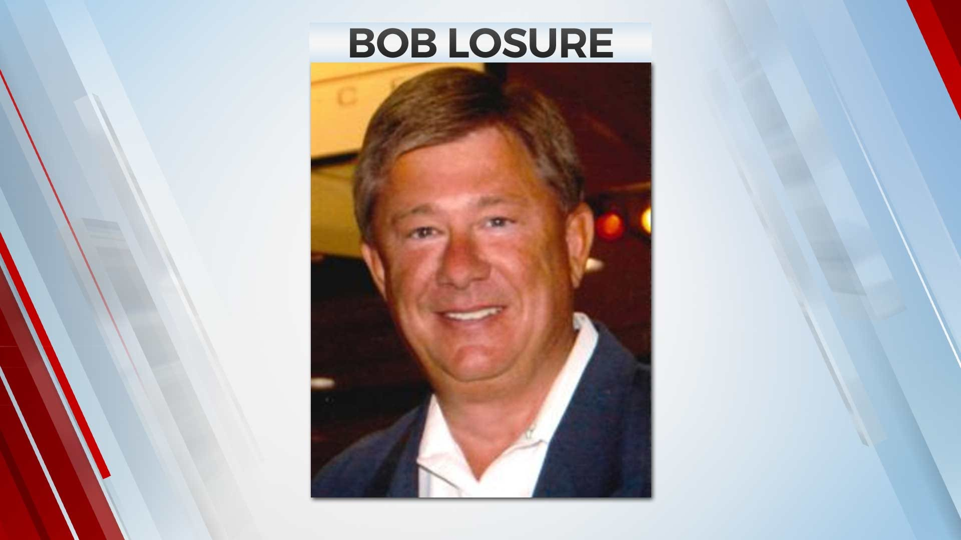 Former CNN, KOTV Anchor Bob Losure Dies
