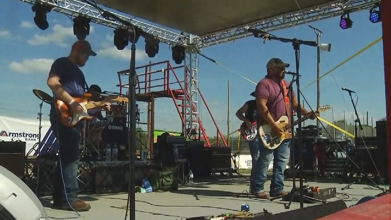 'Floodstock' Event Raises Money For Muskogee County Flood Victims