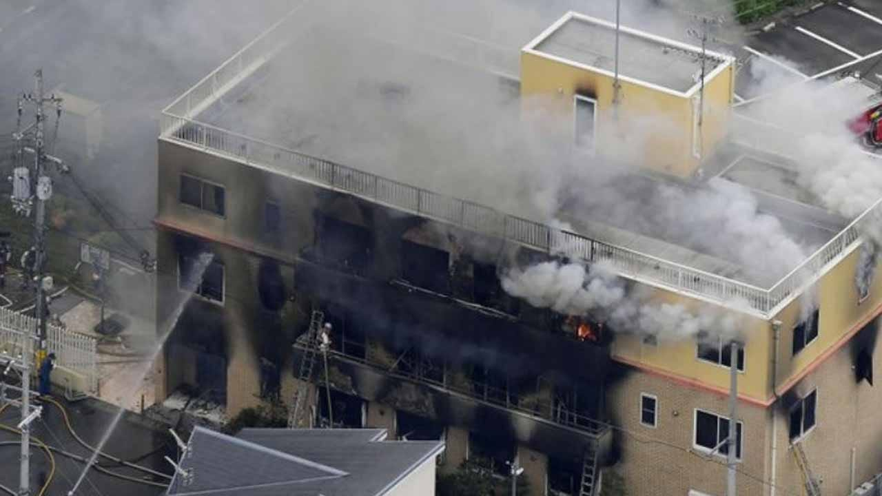 Suspected Arson In Japan Anime Studio Leaves Nearly 30 Dead