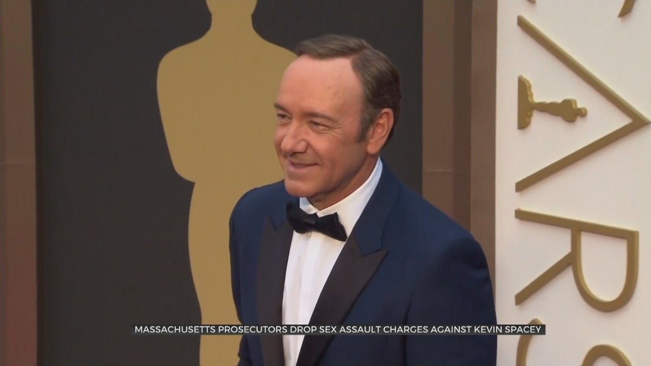 Criminal Charges Against Actor Kevin Spacey Dropped In Nantucket Trial