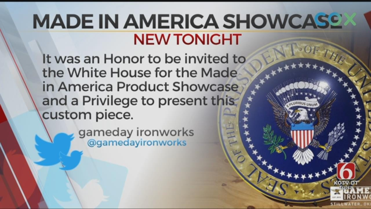 Oklahoma Business Honored At White House