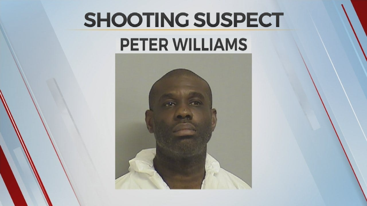 Tulsa Man Accused Of Shooting, Killing Man Scheduled For Court