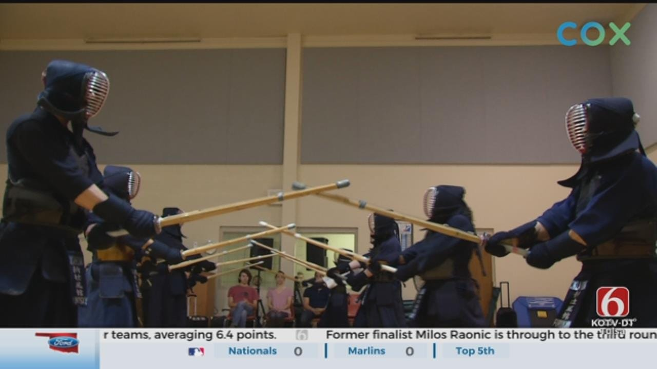 Learning The Art Of Kendo
