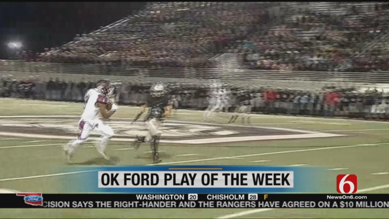 Play Of The Week: Union vs. Jenks