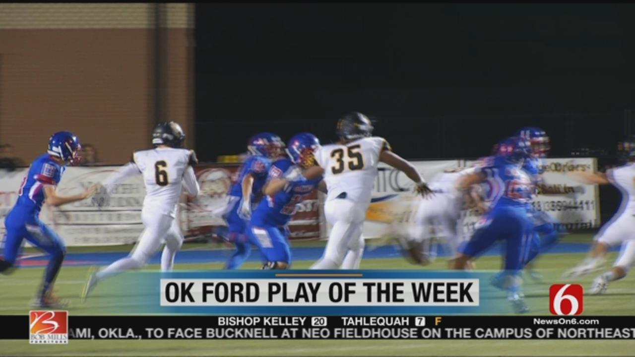 Week 10 Play Of The Week