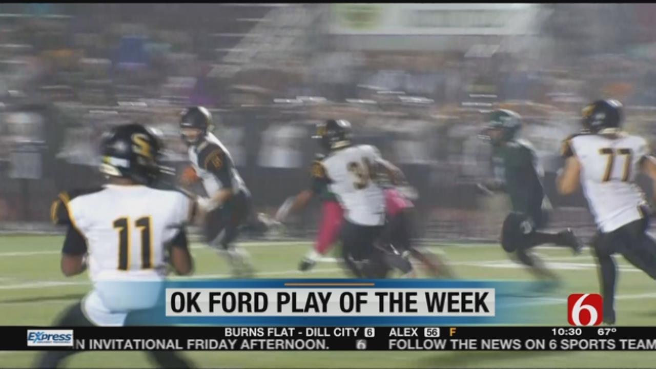 Week 7 Play Of The Week