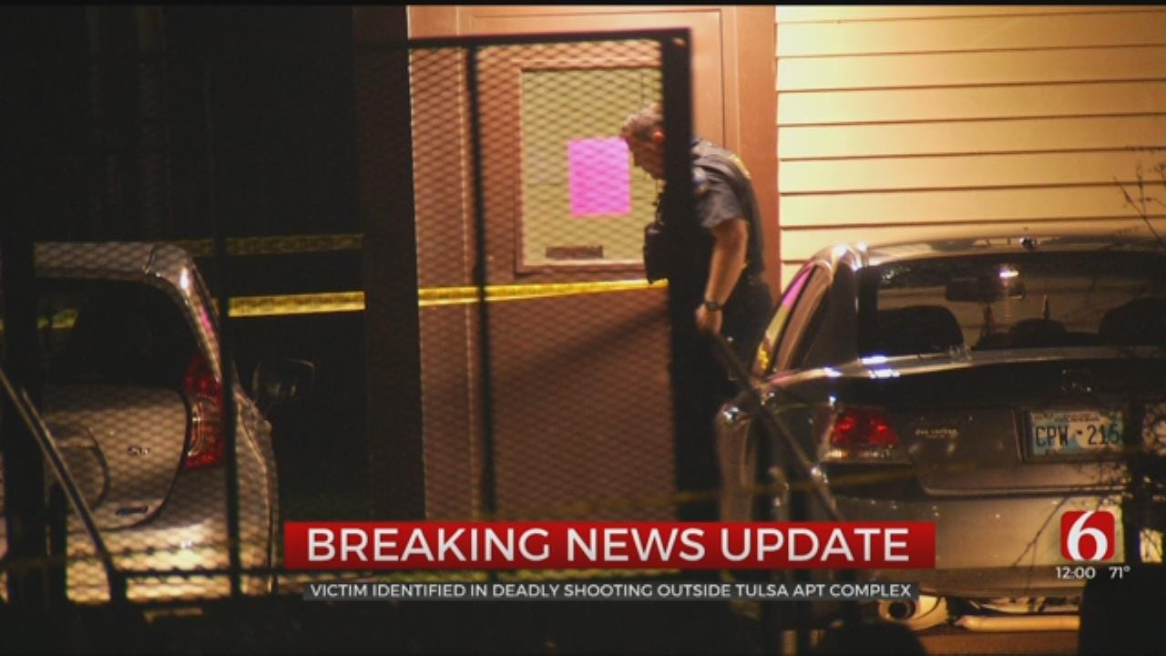 Police: Man Arrested In Connection To Deadly Tulsa Shooting