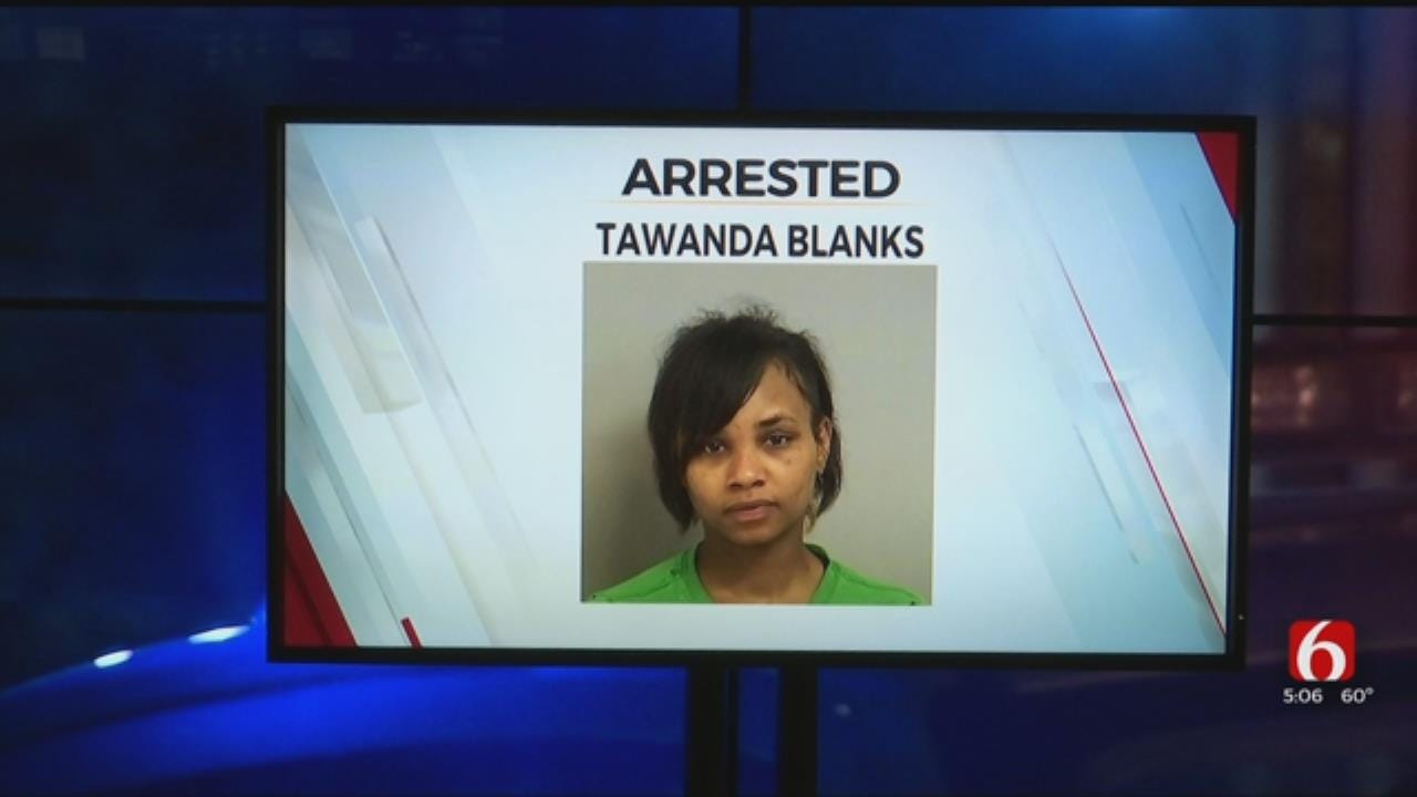 Tulsa Woman Accused Of Setting Home On Fire