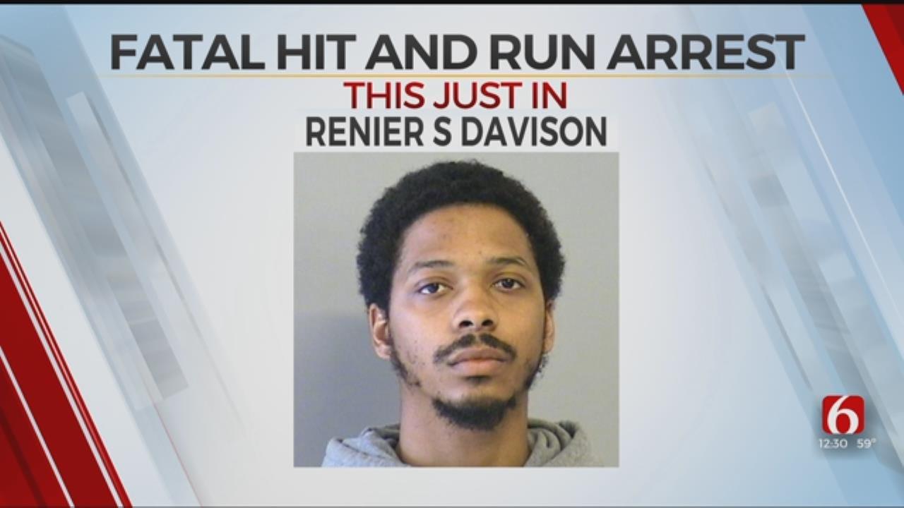 Man In Custody In Tulsa Hit-And-Run That Killed 5-Year-Old