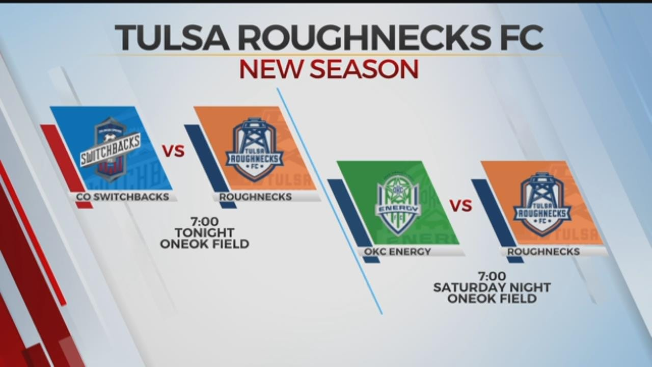 Tulsa Roughnecks Start New Season