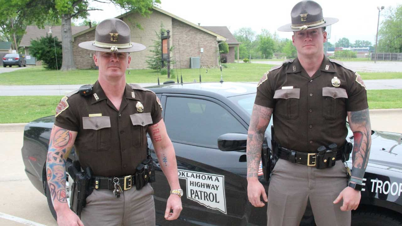 OHP: New Tattoo Policy For Troopers