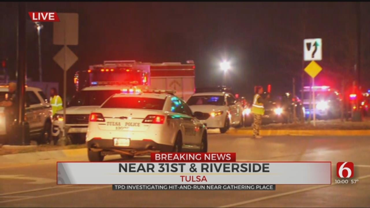 Young Boy Injured In Hit-And-Run Near Gathering Place