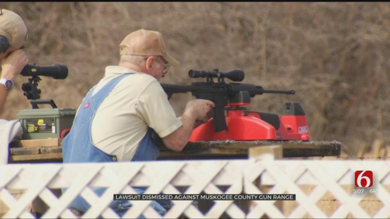 Civil Rights Group Drops Lawsuit Against Oklahoma Gun Range
