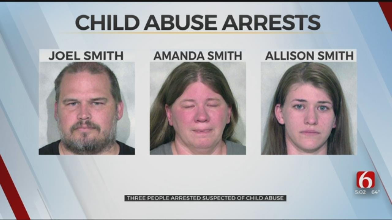 Deputy: 9-Year-Old Salina Girl Beaten, Starved, Handcuffed In Home