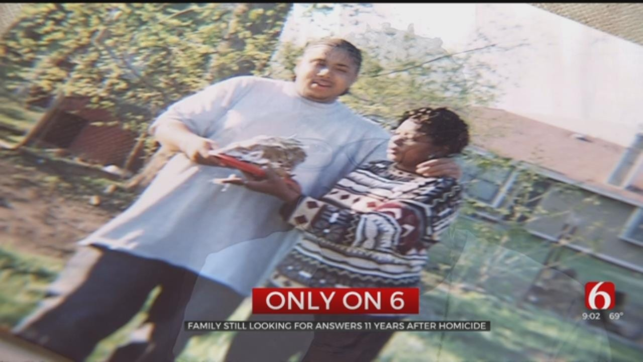 Victim's Family Pleads For Justice In Tulsa Cold Case Murder