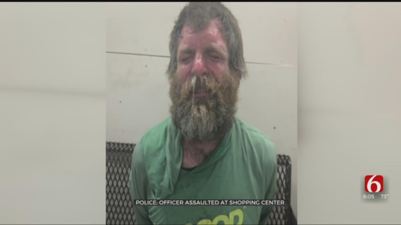 Man Behind Bars For Assaulting A Catoosa Police Officer